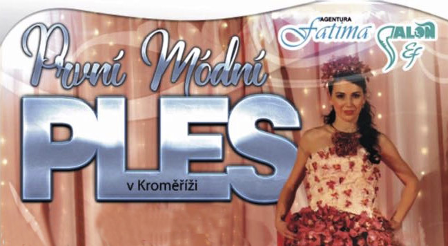 První módní ples v Kroměříži