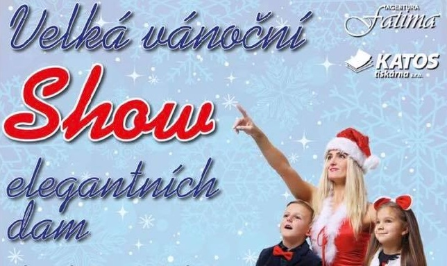 Vánoční show Elegantních dam
