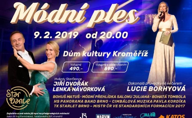 Módní ples 2019